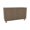 "Steelcase Currency 2 Door 42"" Credenza"