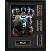 Trend Setters Batman The Dark Knight Trilogy Triple FilmCell Presentation Framed Memorabilia