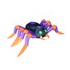 BZB Goods 8 Foot Long Halloween Inflatable Spider Decoration