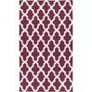 Artistic Weavers York Purple Geometric Olivia Area Rug