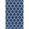 Artistic Weavers Vogue Blue Geometric Claire Area Rug