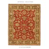 AMER Rugs Artisan Red/Brown Rojas Area Rug