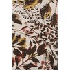 Jaipur Rugs En Casa Gray/Orange Floral Area Rug