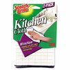 3M Scotch-Brite Kitchen Cleaning Cloth, , 12 Packs of 2 Kitchen Cloths/Carton