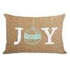 One Bella Casa Joy Ornament Paper Lumbar Pillow