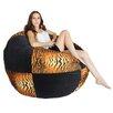 Big Tree Furniture Koala Foam Bean Bag Chair