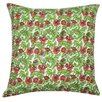 Divine Designs Katrina Kantha Cotton Throw Pillow