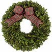 Urban Florals Preserved Myrtle Wreath