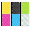 Bazic College Rule 100 Ct. Polka Dot Composition Book