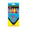 Bazic 12 Color Jumbo Oil Pastels Set