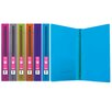 Bazic Poly 3-Ring Binder with Pocket (Set of 48)