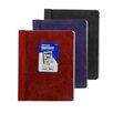 Bazic Laminated Bright Glossy 2-Pockets Portfolios w/ 3-Prong Fastener
