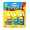 Bazic Neon Color Paint (Set of 3)