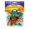 50 Ct. Mini Colored Clothespins Set