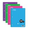 Bazic 5-Subject Spiral Notebook (Set of 24)