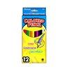 Bazic 12 Color Pencil Set