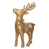 Dekorasyon Gifts & Decor Paper Mache Standing Reindeer
