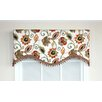"RLF Home Melody Cornice 50"" Curtain Valance"