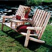 Rustic Natural Cedar Furniture Cedar Garden Bench