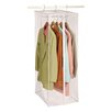 Richards Homewares Clear Vinyl Storage Maxi Rack Suit Garment Cover