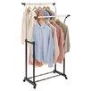 Richards Homewares Free Standing Storage Flared Double Garment Rack