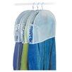 Richards Homewares Peva Storage Shoulder Garment Cover (Set of 3)