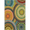 Lr Resources Vibrance Multi Peacock Area Rug Amp Reviews