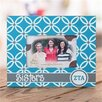 Glory Haus Zeta Tau Alpha Sisters Picture Frame