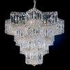 Schonbek Equinoxe 15 Light Crystal Pendant Light