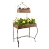 WaldImports Multi-tiered Plant Stand