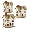 WaldImports Paperboard House (Set of 3)