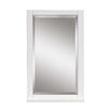 "Sagehill Designs Seaside 18"" X 29"" Framed Mirror with Shelf"