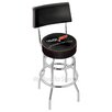 "Holland Bar Stool Corvette - C6 30"" Swivel Bar Stool with Cushion"