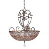 Kalco Chesapeake 7 Light Inverted Pendant