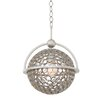 Kalco Marrero 1 Light Globe Pendant