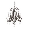 Kalco Winona 7 Light Chandelier