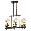 Kalco Emsworth 6 Light Chandelier