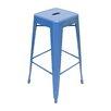 "Aeon Furniture Industrial Classics 30.5"" Bar Stool (Set of 2)"
