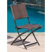 NFusion Narobi Outdoor Folding Chair (Set of 4)