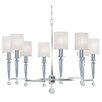 Crystorama Paxton 8 Light Chandelier