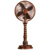 "Deco Breeze 10"" Oscillating Table Fan"