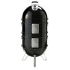 """Napoleon 19.5"""" Apollo Charcoal Grill with Water Smoker"""