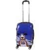 """Ed Heck Moon Dog 20"""" Hardsided Spinner Suitcase"""