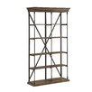 "Coast to Coast Imports LLC 86.5"" Standard Bookcase"