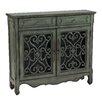 Coast to Coast Imports LLC Classic Charmer 2 Drawer 2 Door Cabinet
