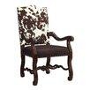 Coast to Coast Imports LLC Accent Chair with Byron Espresso Finish