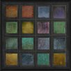 The Artwork Factory Rainbow Tiles II Framed Painting Print