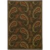 Tommy Bahama Home Villa Brown/Green Area Rug