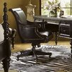 Tommy Bahama Home Kingstown High-Back Admiralty Leather Executive Chair