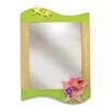 Room Magic Garden Rectangular Dresser Mirror